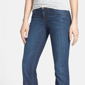 Kut from the Kloth 'Farrah' Baby Bootcut Jeans